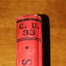 Libros antiguos: KUPRIN. EL DIOS IMPLACABLE. HACIA LA GLORIA.. Lote 175295034