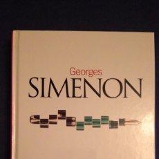 Libros antiguos: LAS MEMORIAS DE MAIGRET DE GEORGES SIMENON,CLÁSICOS DEL SIGLO XX,NÚM 36,EL PAÍS. Lote 175298790