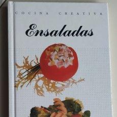 Livres anciens: ENSALADAS. COCINA CREATIVA. LORNA RHODES. ELFOS. Lote 175304537