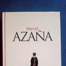 Libros antiguos: EL JARDÍN DE LOS FRAILES,MANUEL AZAÑA,CLASICOS DEL SIGLO XX,2003,NÚM 31,EL PAÍS. Lote 175332324