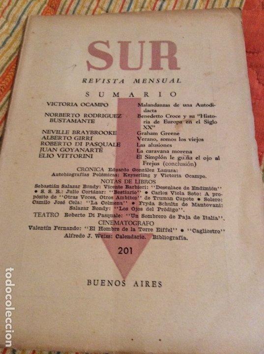 REVISTA MENSUAL 1951 (Libros Antiguos, Raros y Curiosos - Bellas artes, ocio y coleccionismo - Otros)