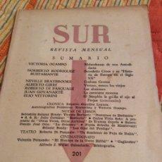 Libros antiguos: REVISTA MENSUAL 1951. Lote 175332989