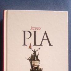 Libros antiguos: MADRID. EL ADVENIMIENTO DE LA REPÚBLICA,JOSEP PLA, CLASICOS DEL SIGLO XX, 2003. Lote 175344409