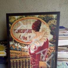 Libros antiguos: TUBAL VERMOUTH YZAGUIRRE DISPLAY CARTEL 4,5 € ENVIO. Lote 175353154