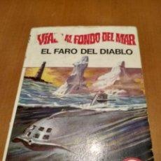 Libros antiguos: EL FARO DEL DIABLO . Lote 175412989