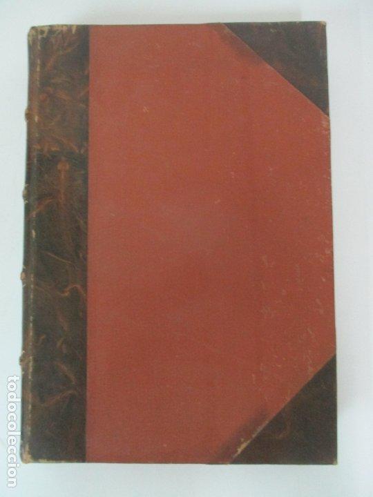 Libros antiguos: Pel & Ploma - Revista Mensual con Dibujos - Ramón Casas, M. Utrillo - Cuarto Año Completo - 1903 - Foto 2 - 175476369