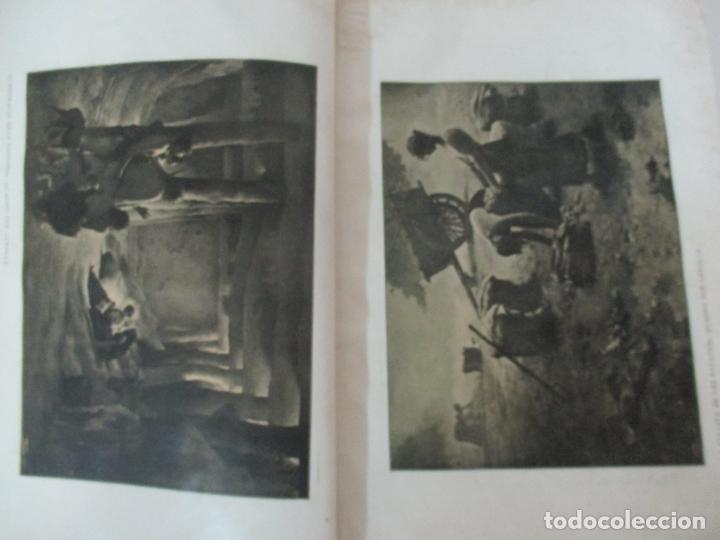 Libros antiguos: Pel & Ploma - Revista Mensual con Dibujos - Ramón Casas, M. Utrillo - Cuarto Año Completo - 1903 - Foto 8 - 175476369