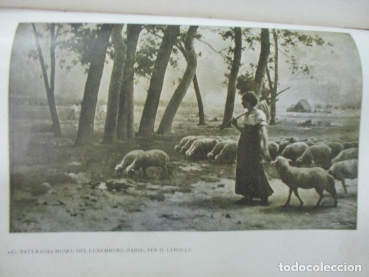 Libros antiguos: Pel & Ploma - Revista Mensual con Dibujos - Ramón Casas, M. Utrillo - Cuarto Año Completo - 1903 - Foto 16 - 175476369