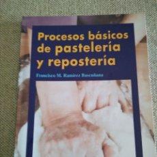 Libros antiguos: MANUAL DE COCINA CICLOS FORMATIVOS. Lote 175524842