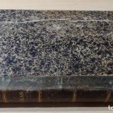 Libros antiguos: LA MUERTA - FERNANDO FEUILLET Y OTRAS OBRAS - 1880 IMPRENTA CORRESPONDENICA ESPAÑOLA / I-501. Lote 175545894
