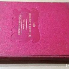 Libros antiguos: EL VIZCONDE DE BRAGELONNE - ALEJANDRO DUMAS - 1931 RAMON SOPENA / I-501. Lote 175546004
