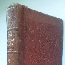 Libros antiguos: ¡¡ NO LOCALIZO MÁS EJEMPLARES !! LOS PIRATAS ROJOS (1899) / CAPITÁN THOMAS MAYNE-REID. EL PUEBLO.. Lote 175626847