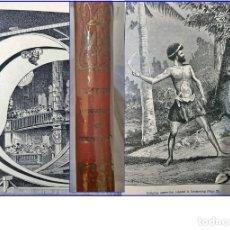 Libros antiguos: MUY RARO: ILUSIONES CIENTÍFICAS. LIBRO ILUSTRADO DE MÁS DE 100 AÑOS DE ANTIGÜEDAD.. Lote 175736319