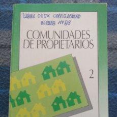 Libros antiguos: COMUNIDAD DE PROPIETARIOS. AÑO 1986 (453). Lote 175770298