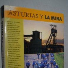 Livros antigos: ASTURIAS Y LA MINA. VV.VV. Lote 175782353