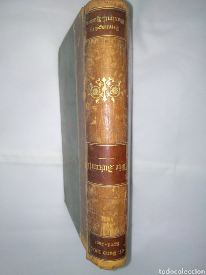 Libros antiguos: Tres Libros antiguos - Foto 2 - 175797212
