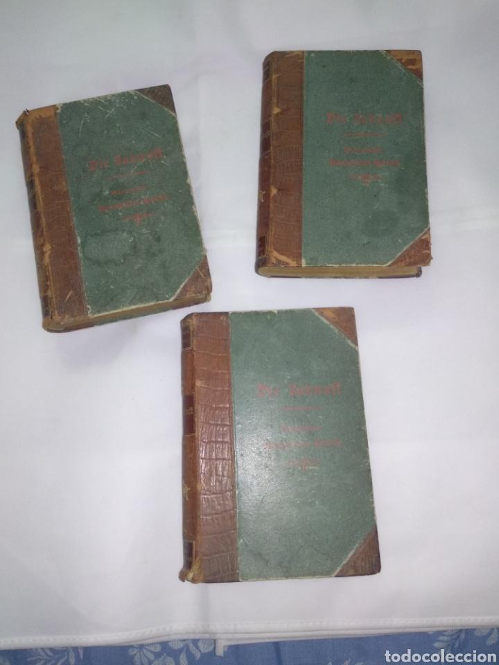 Libros antiguos: Tres Libros antiguos - Foto 5 - 175797212