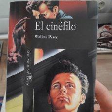 Libros antiguos: EL CINEFILO, WALTER PERCY. ALFAGUARA 1990 RARO. Lote 175817188
