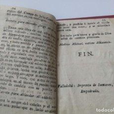 Libros antiguos: MUY ANTIGUO LIBRO NUEVO QUE CONTIENE SECRETOS DE LA NATURALEZA, REMEDIOS, JUEGOS, MEDICUS MICHAEL. Lote 175839038