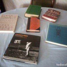 Libros antiguos: LOTE DE 6 LIBROS PRINCIPIOS SIGLO XX A CATALOGAR,LOTE INTERESANTE.. Lote 175865762