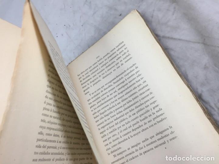 Libros antiguos: Guía teórico practica para fabricante de calzado y hormas Madrid 1878 Láminas desplegables patron - Foto 5 - 175868287