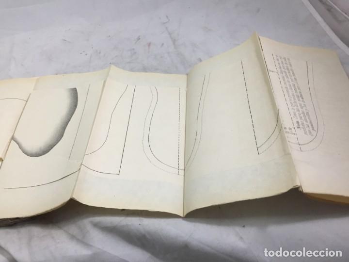 Libros antiguos: Guía teórico practica para fabricante de calzado y hormas Madrid 1878 Láminas desplegables patron - Foto 11 - 175868287