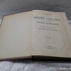 Libros antiguos: DICCIONARIO DE FERROCARRILES. Lote 175965878