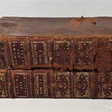Libros antiguos: LE MANUEL DES ARTISTES ET DES AMATEURS. TOMOS I Y II. EDIC. COSTARD. PARÍS. 1770.. Lote 175966033