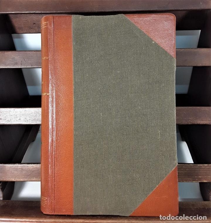 Libros antiguos: HISTOIRE DE LHABITATION HUMAINE. V. DUC. BIBLI. J. HETZEL Y CIE. PARÍS. S/F. - Foto 3 - 175981614