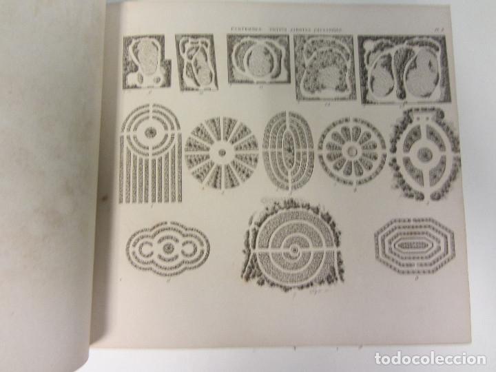Libros antiguos: Traité de la Composition et de lOrnement des Jardins. AUDOT L. E.-?. 1839 - Foto 8 - 175995475
