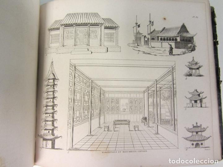 Libros antiguos: Traité de la Composition et de lOrnement des Jardins. AUDOT L. E.-?. 1839 - Foto 10 - 175995475