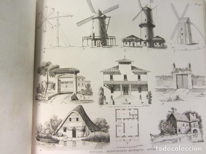 Libros antiguos: Traité de la Composition et de lOrnement des Jardins. AUDOT L. E.-?. 1839 - Foto 13 - 175995475