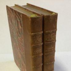 Libros antiguos: LES ORIGINES DE LA FRANCE CONTEMPORAINE. - TAINE, H. . Lote 176105395