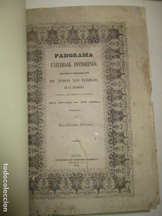 Libros antiguos: ESTADOS DE LA CONFEDERACIÓN JERMÁNICA, CONTINUACIÓN DE LA HISTORIA JENERAL DE ALEMANIA. - LE BAS, Ph - Foto 2 - 123207243