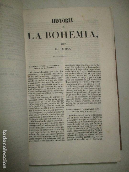 Libros antiguos: ESTADOS DE LA CONFEDERACIÓN JERMÁNICA, CONTINUACIÓN DE LA HISTORIA JENERAL DE ALEMANIA. - LE BAS, Ph - Foto 8 - 123207243