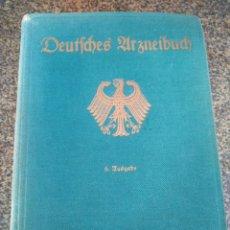 Libros antiguos: DEUTSCHES URZNEIBUCH 6 -- AUSGABE -- 1926 -- BERLIN - ALEMANIA -- . Lote 176118485