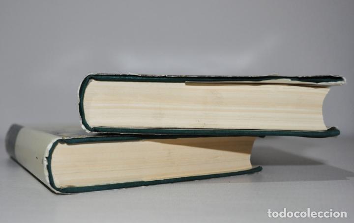 Libros antiguos: Miguel de Cervantes .Don Quijote de la Mancha .Edicion sovietica 1970 a .URSS. dos tomos - Foto 5 - 176124468