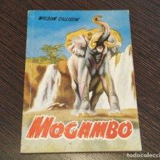 Livros antigos: MOGAMBO NUMERO 126. WILSON COLLISON. ENCICLOPEDIA PULGA. . Lote 176168089