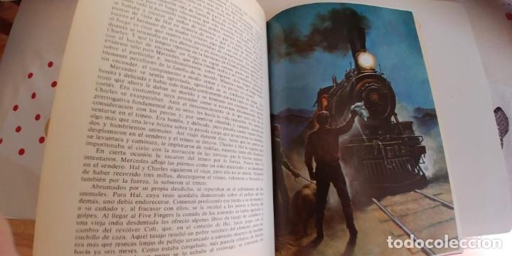 Libros antiguos: Colmillo blanco. La llamada de la selva. Versión íntegra. Madrid, Gaviota, 1989 - Foto 4 - 176206919