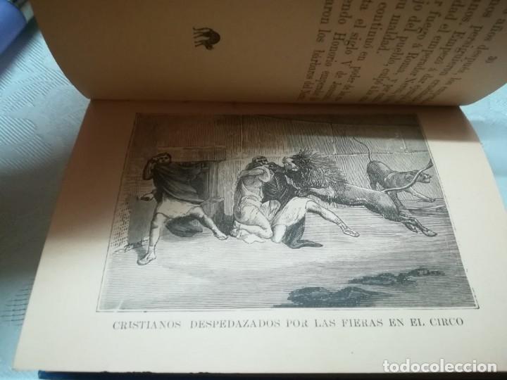 Libros antiguos: Precioso libro nociones de historia de España escrita por saturnino calleja año 1887 Ilustrado - Foto 2 - 176224789