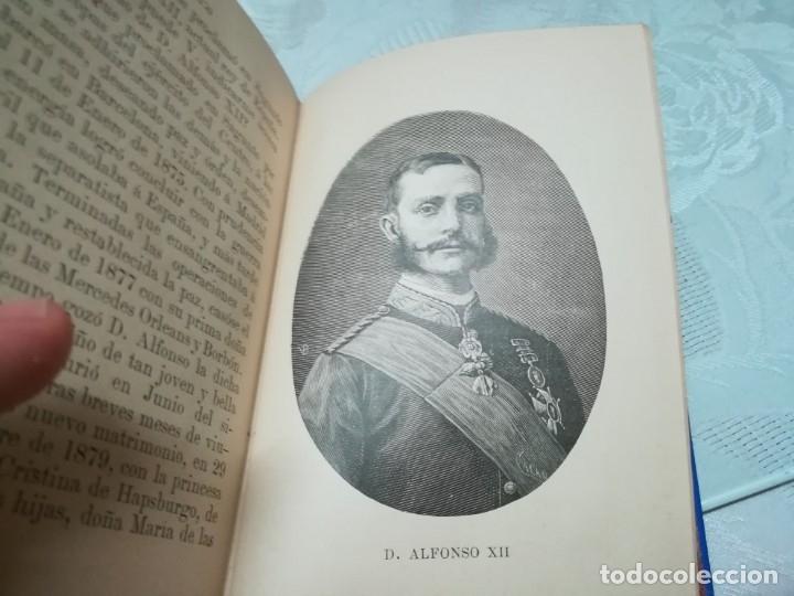 Libros antiguos: Precioso libro nociones de historia de España escrita por saturnino calleja año 1887 Ilustrado - Foto 7 - 176224789