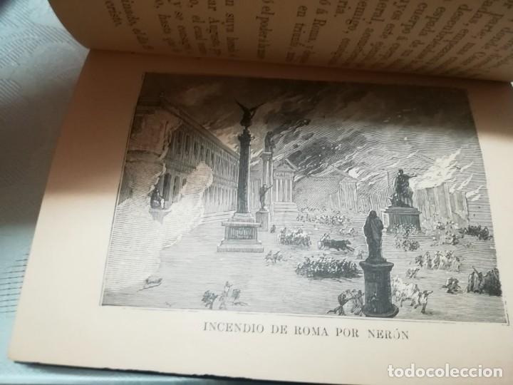 Libros antiguos: Precioso libro nociones de historia de España escrita por saturnino calleja año 1887 Ilustrado - Foto 9 - 176224789