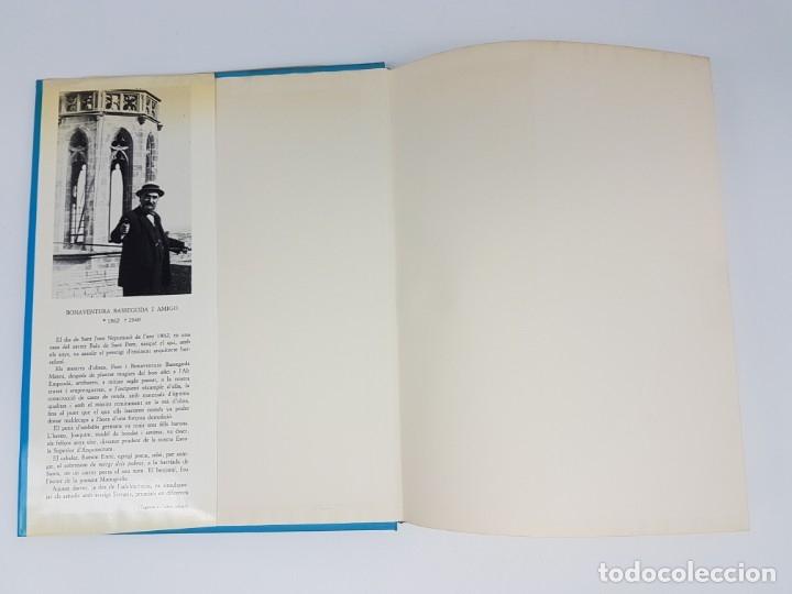 Libros antiguos: SANTA MARIA DEL MAR ,BASSEGODA ( MONOGRAFIA ) 1976 - Foto 2 - 176375300