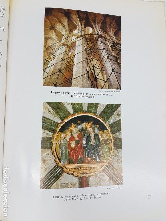 Libros antiguos: SANTA MARIA DEL MAR ,BASSEGODA ( MONOGRAFIA ) 1976 - Foto 5 - 176375300