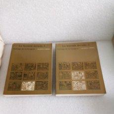 Libros antiguos: LA LEYENDA DORADA I Y II. SANTIAGO DE LA VORÁGINE ALIANZA. Lote 176409405