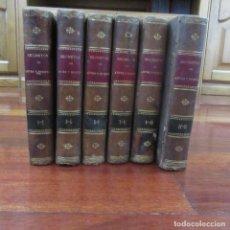 Libros antiguos: LOTE LIBROS Y ENCICLOPEDIAS SECRETOS RAROS DE ARTES Y OFICIOS 1827. Lote 176421369
