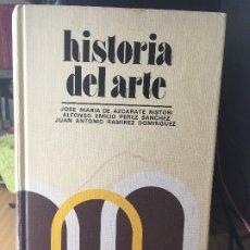 Libros antiguos: HISTORIA DEL ARTE DE J.J. MARTIN GONZALEZ EDITORIAL GREDOS 1987. Lote 194608975