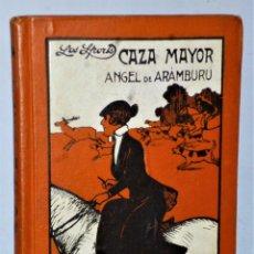 Libros antiguos: CAZA MAYOR Y ACUÁTICA.. Lote 176442570