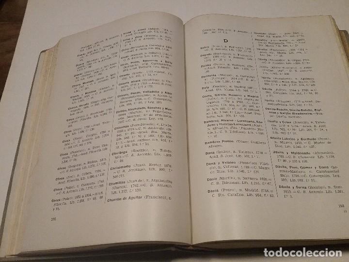 Libros antiguos: Indice de los Colegiales. Tomo III - Foto 5 - 176445780
