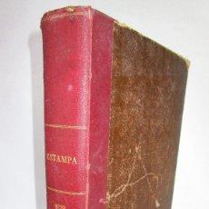 Libros antiguos: GRAN TOMO REVISTA ESTAMPA 1928. Lote 176519330